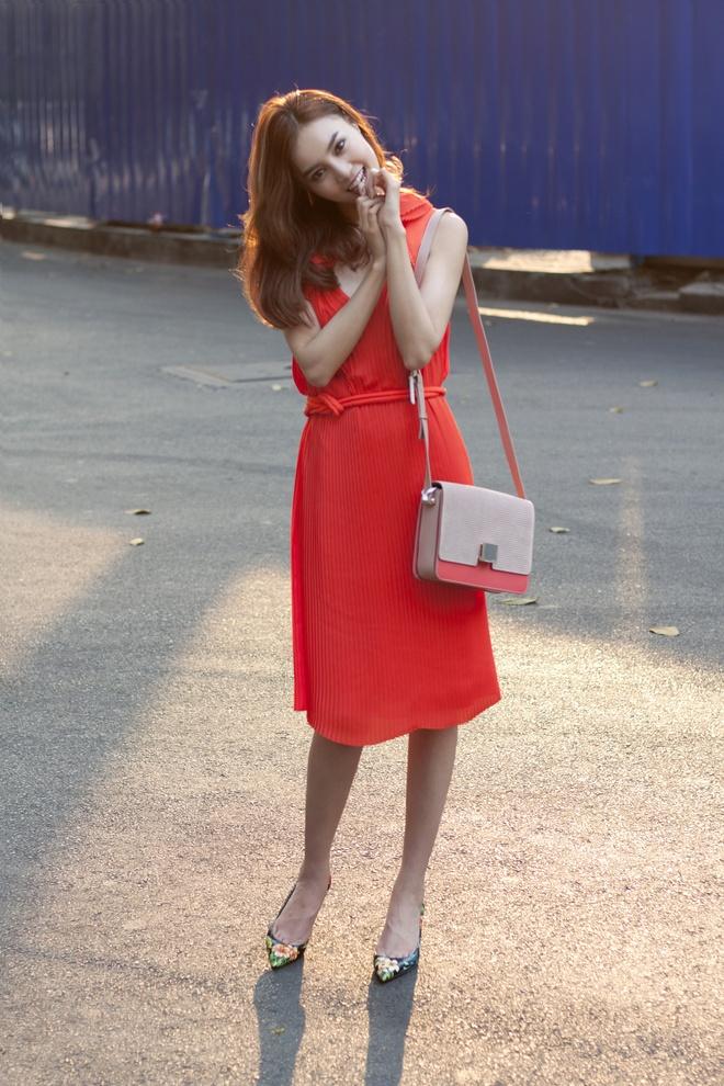 Ninh Duong Lan Ngoc dien trang phuc sac so dao pho hinh anh 6