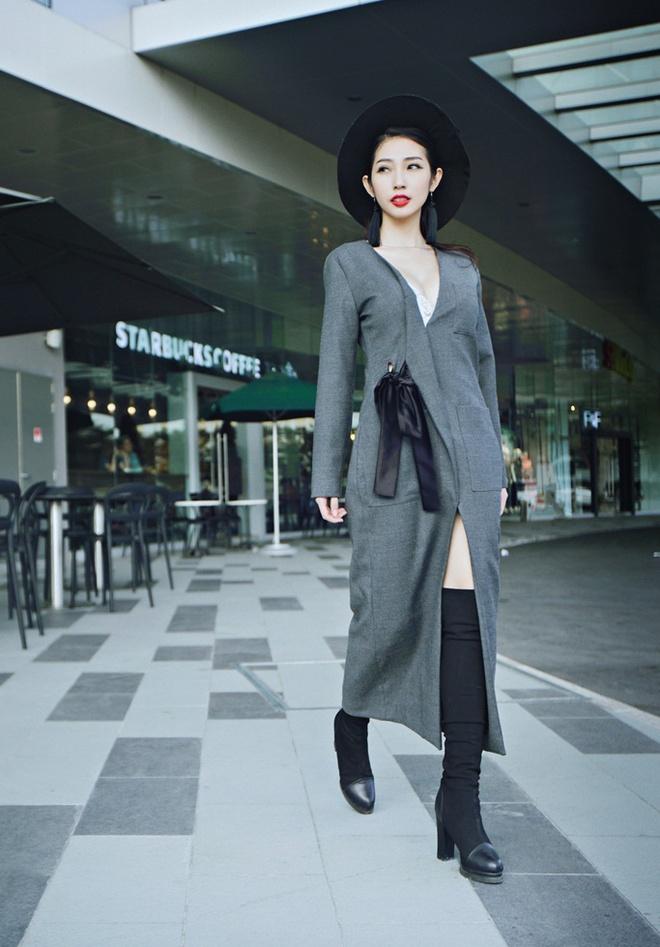 Khong Tu Quynh khoe street style goi cam hinh anh 8