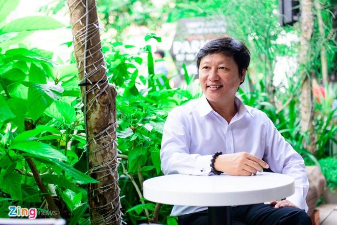 NTK Sy Hoang: 'Tham hoa ao dai nhac chung ta mac dung' hinh anh 1