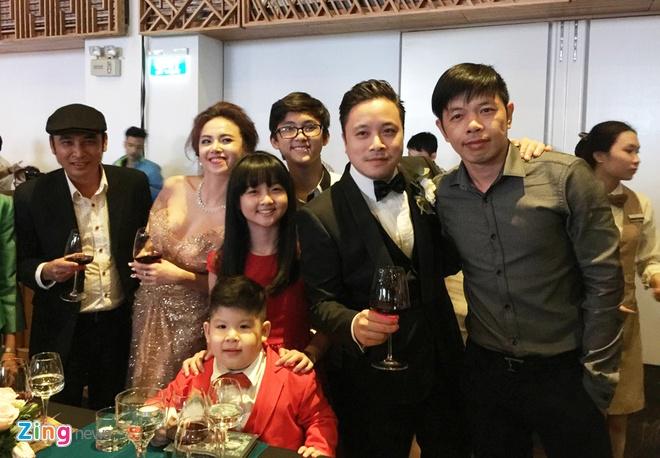 Dam cuoi Dinh Ngoc Diep Victor Vu anh 7