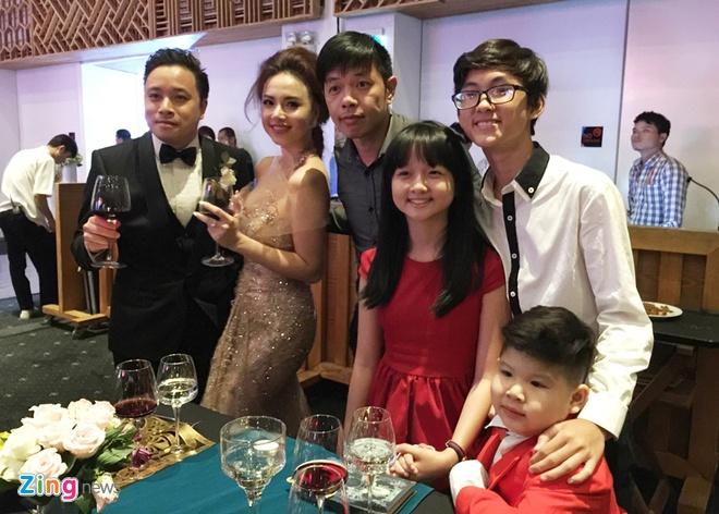 Dam cuoi Dinh Ngoc Diep Victor Vu anh 8