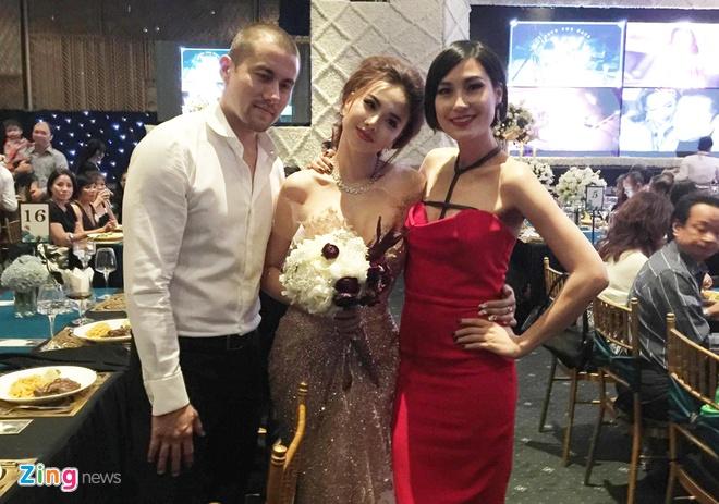 Dam cuoi Dinh Ngoc Diep Victor Vu anh 11
