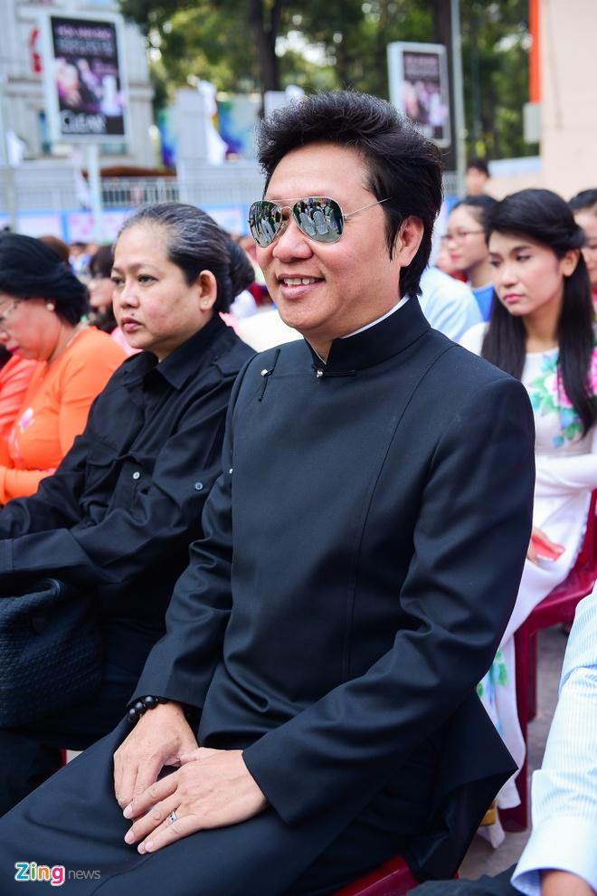 Khai mac Le hoi Ao dai: Ton vinh gia tri truyen thong Viet hinh anh 5