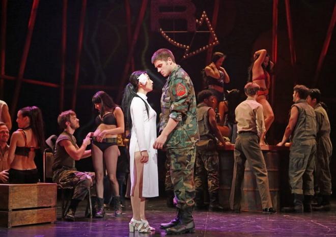 Hollywood lam phim ca nhac Miss Saigon anh 1