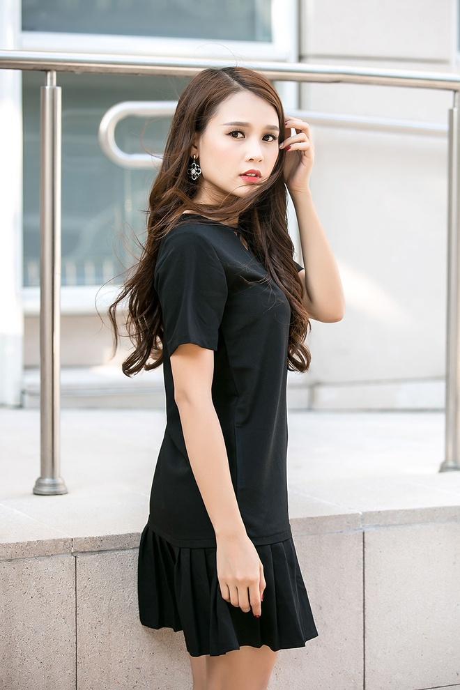 Hot girl Sam goi y 10 set trang phuc xuong pho dau he hinh anh 8