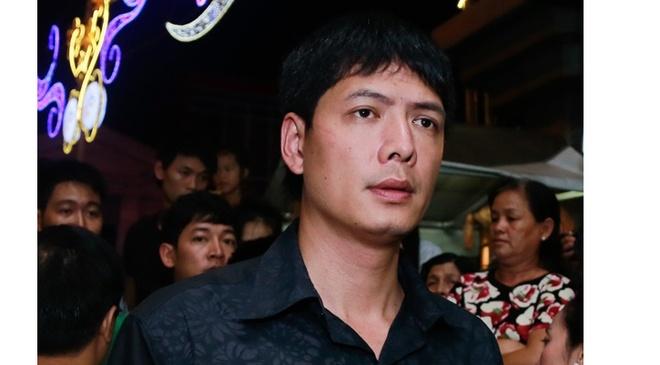 Binh Minh, Chi Bao on lai ky niem ve nha quay phim tu nan hinh anh