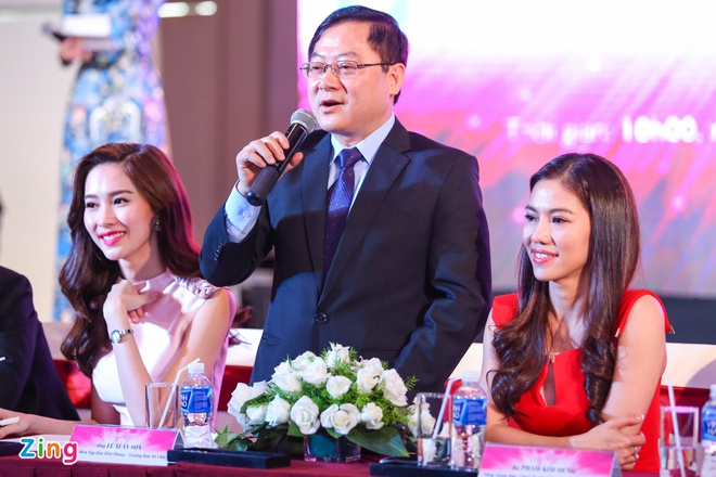 Dang Thu Thao lam giam khao Hoa hau Viet Nam 2016 hinh anh 2