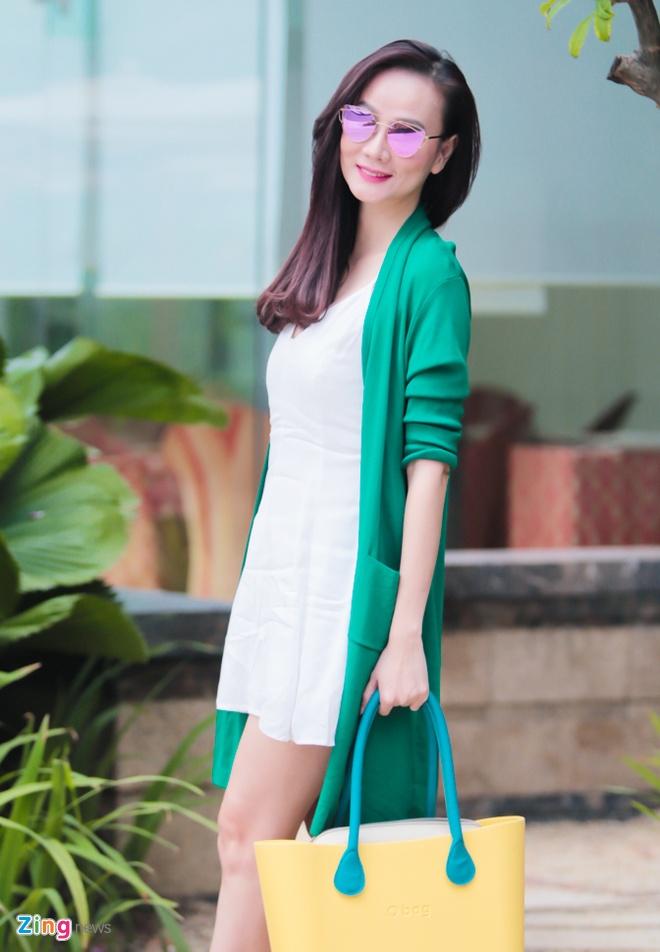 Duong Yen Ngoc: 'Dai gia khong yeu phu nu tai tieng nhu toi' hinh anh 2