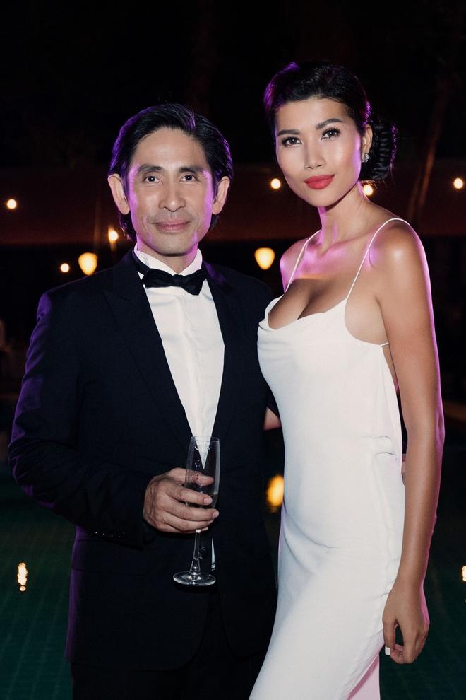 Nguoi mau Trang La ket hon cung bac si Viet kieu hinh anh 1