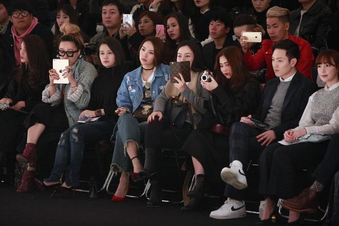 Minh Hang tai Seoul Fashion Week anh 3