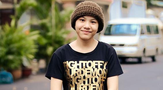 Huyen Tran: 'Nho ba Quang Le cat-xe da kha hon' hinh anh
