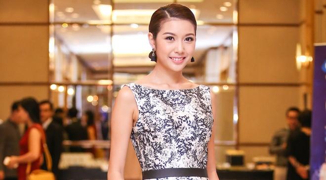 Thuy Van, Diem Trang rang ro o su kien hinh anh