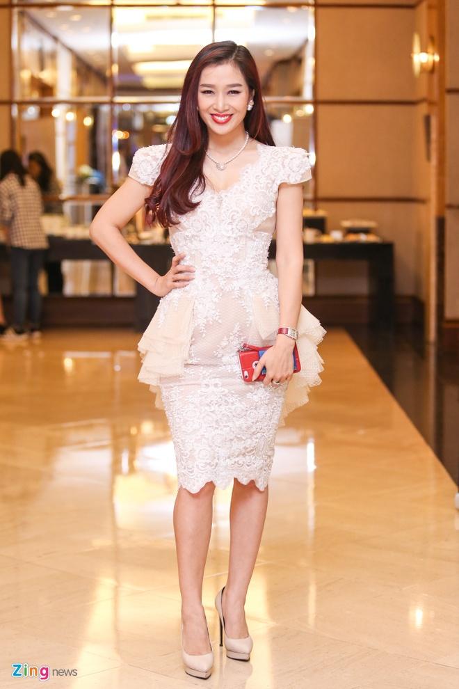 Thuy Van, Diem Trang rang ro o su kien hinh anh 3
