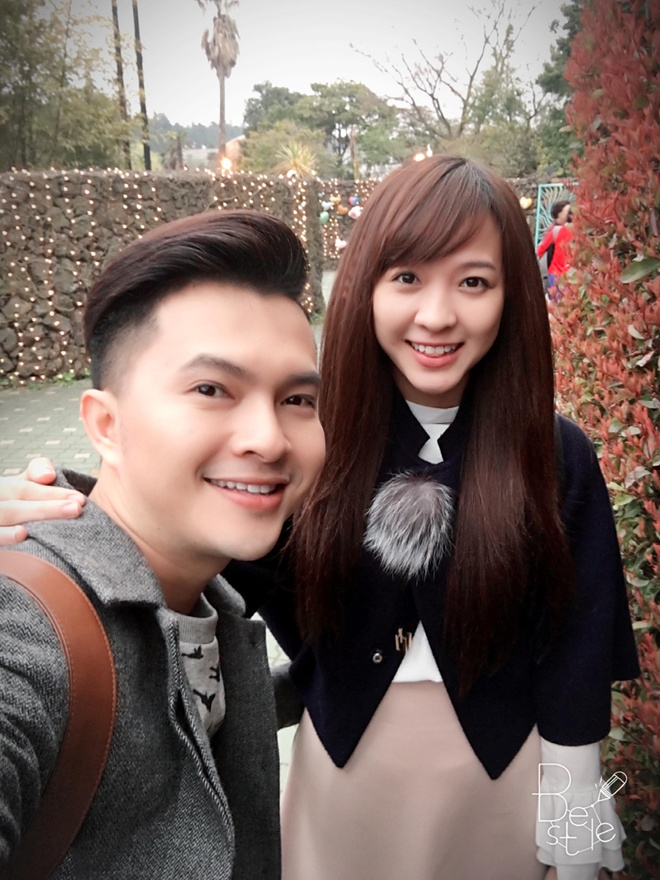 Nam Cuong tiet lo cuoc song hon nhan voi vo 9X hinh anh 1