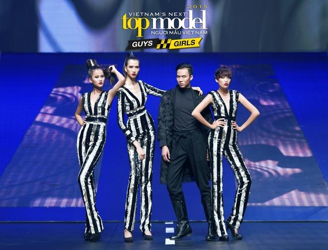 Vietnam's Next Top Model 2016 khoi dong mua thu 7 hinh anh 1