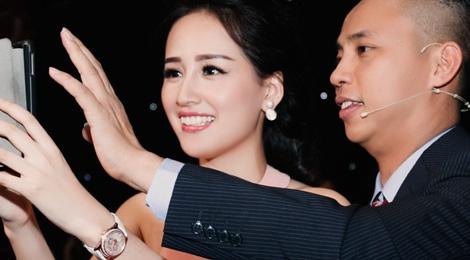 Mai Phuong Thuy deo dong ho gan 1,5 ty dong du su kien hinh anh