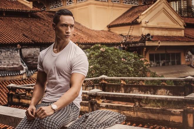 Kim Ly len bia tap chi Myanmar hinh anh 9