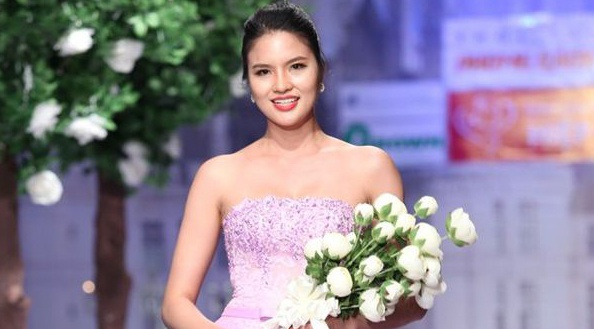 Le Thi Phuong se len xe hoa lan thu hai vao thang 6 hinh anh