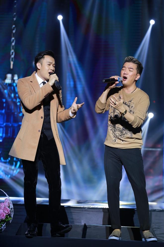 Ho Ngoc Ha den Vinh ung ho live show Mr Dam hinh anh 4