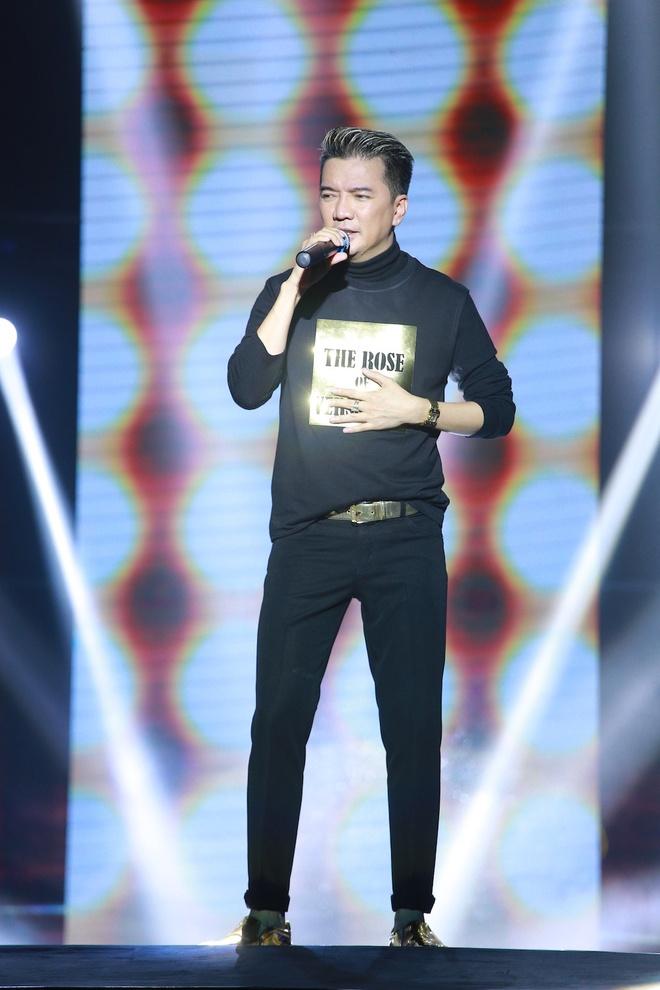 Ho Ngoc Ha den Vinh ung ho live show Mr Dam hinh anh 6