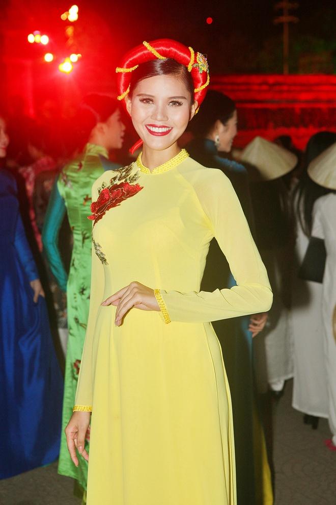Lan Khue tham gia Festival Hue anh 7