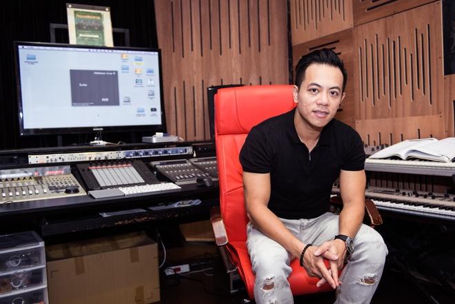 DJ Hoang Anh noi ve nguoi vo da mat anh 1