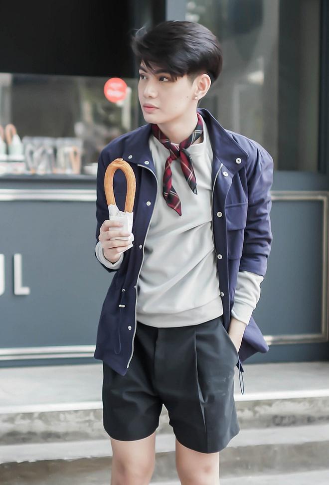 Dao Ba Loc tu van trang phuc cho ban trai dang gay hinh anh 5