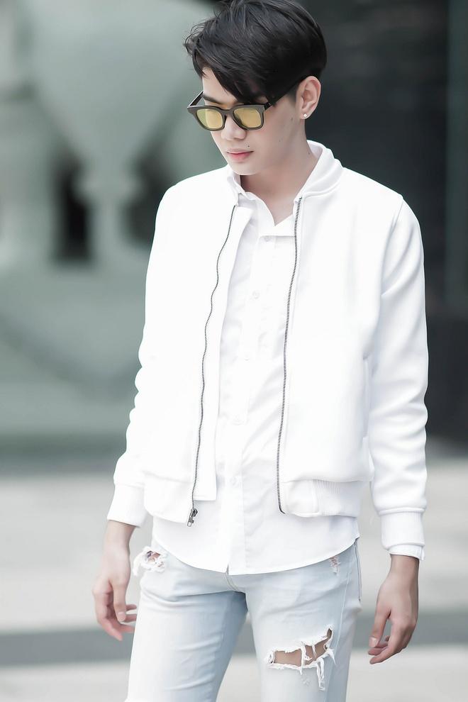 Dao Ba Loc tu van trang phuc cho ban trai dang gay hinh anh 1