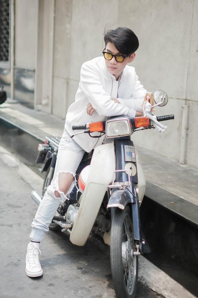 Dao Ba Loc tu van trang phuc cho ban trai dang gay hinh anh 3