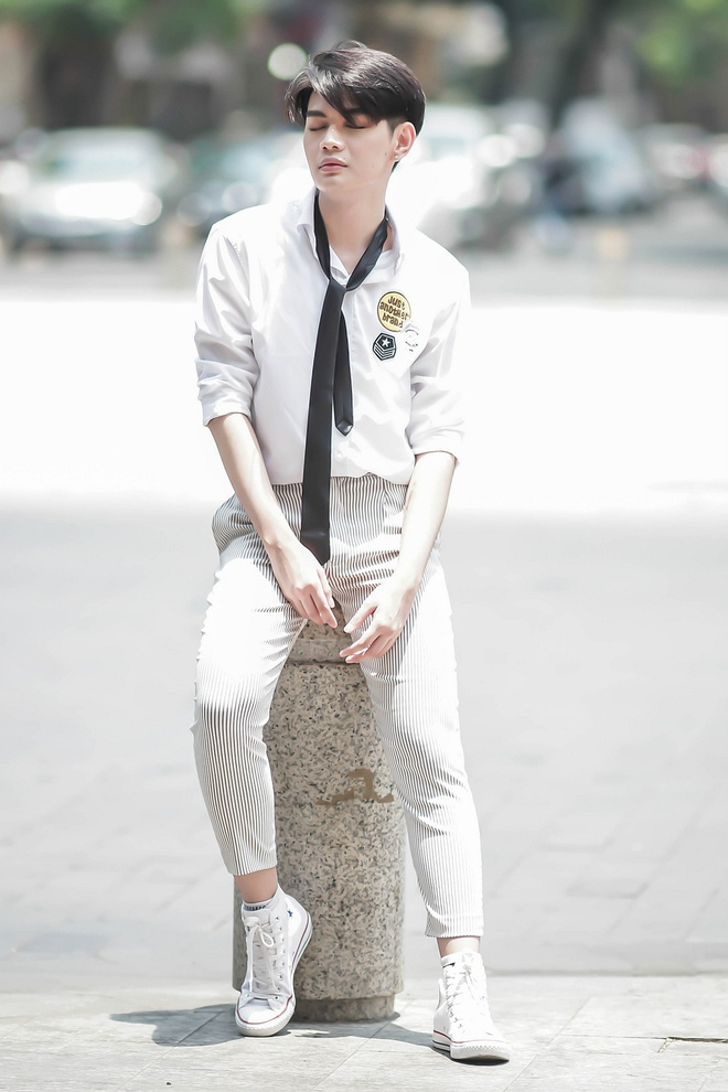 Dao Ba Loc tu van trang phuc cho ban trai dang gay hinh anh 4