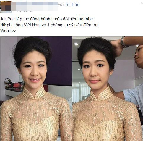 Truong The Vinh phu nhan sap ket hon voi nu co truong hinh anh 1