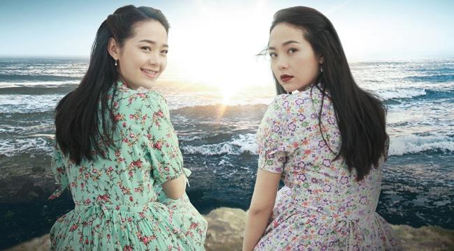 Chiec vay dinh menh cua Minh Hang trong phim moi hinh anh