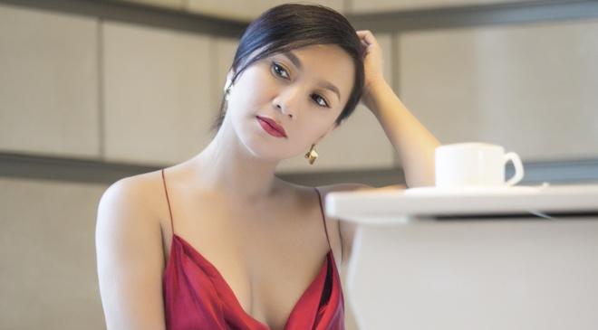 Y Phung: 'Chua gap lai Ly Hung vi ngai ban gai anh ghen' hinh anh