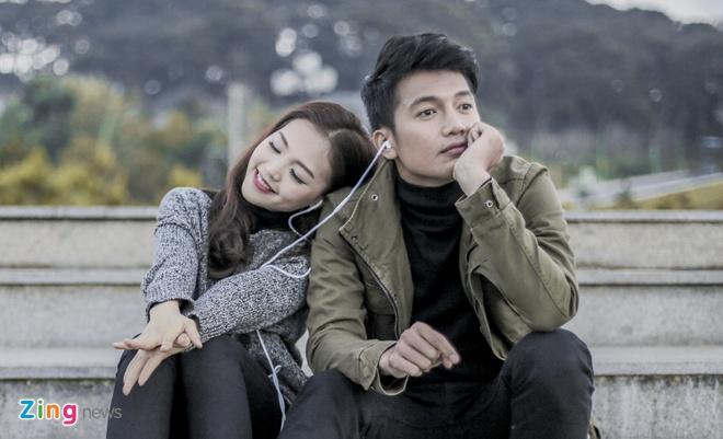 Quang Tuan - Linh Phi ngot ngao trong anh cuoi o Da Lat hinh anh 5