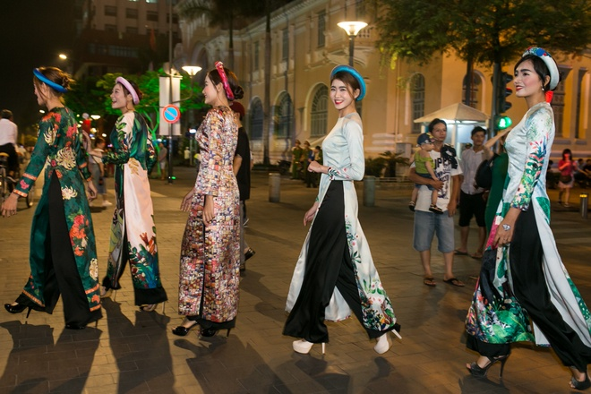Luong The Thanh cham soc ba xa Thuy Diem trong show dien hinh anh 8
