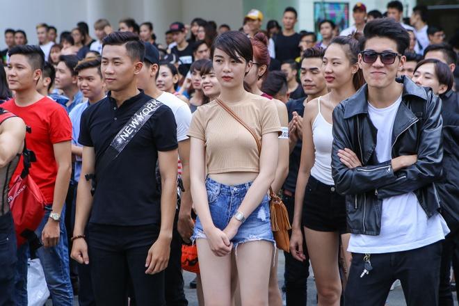 Cap thi sinh cao chenh lech den casting Next Top Model hinh anh 2