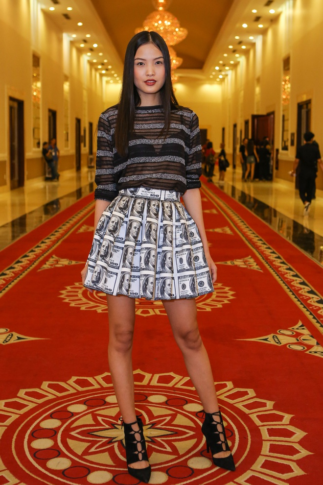 Thanh Hang, Ly Qui Khanh sanh dieu di casting Next Top hinh anh 7