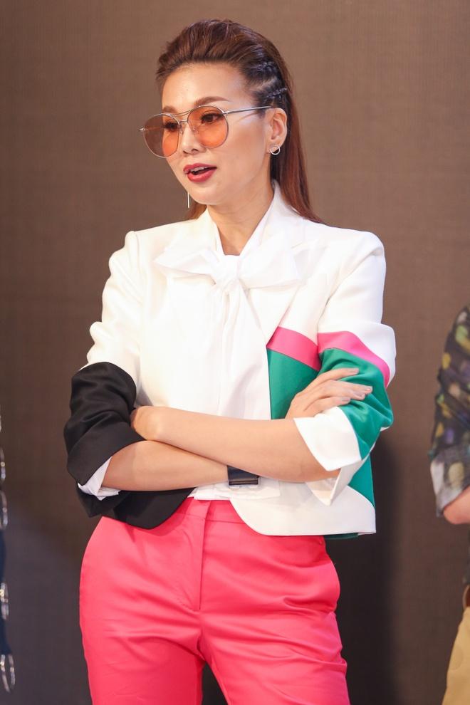 Thanh Hang, Ly Qui Khanh sanh dieu di casting Next Top hinh anh 3