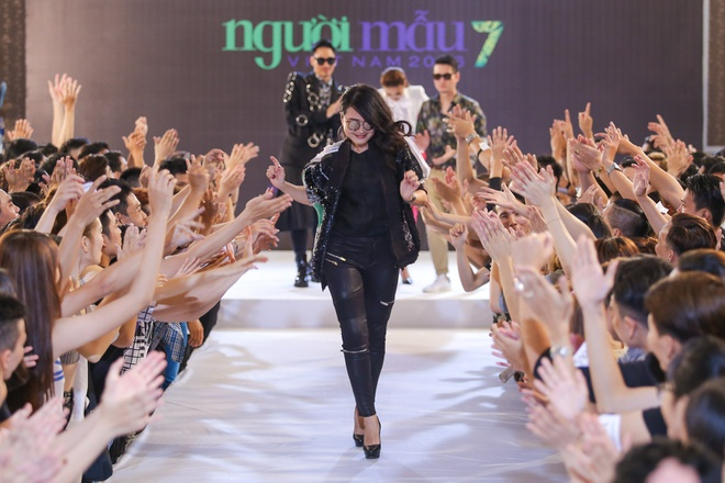 Thanh Hang, Ly Qui Khanh sanh dieu di casting Next Top hinh anh 6