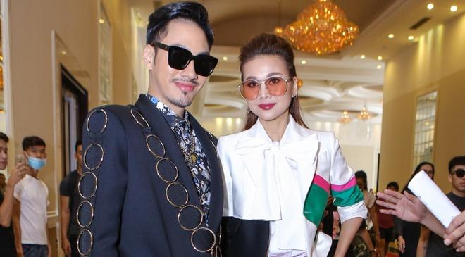 Thanh Hang, Ly Qui Khanh sanh dieu di casting Next Top hinh anh