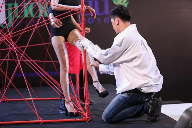Hot girl cao 1,55 m duoc uu ai o vong loai Next Top Model hinh anh 6
