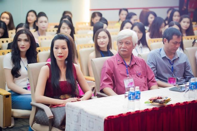 Ve dep cua thi sinh vong so khao Hoa hau Viet Nam 2016 hinh anh 11