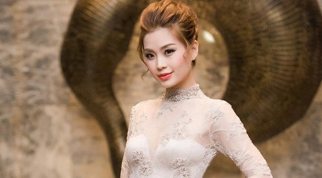 A hau Diem Trang khong can den tien ban trai khi thi hoa hau hinh anh
