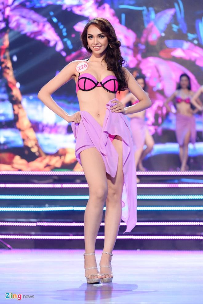 Top 18 Hoa hau Viet Nam phia Nam nong bong voi bikini hinh anh 10