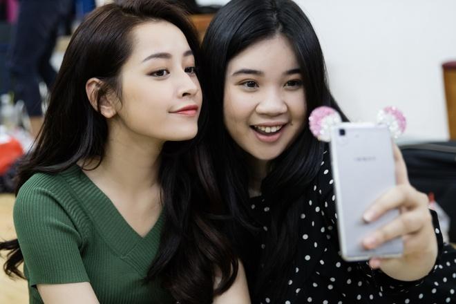 Quang Vinh dong phim do Chi Pu san xuat hinh anh 6
