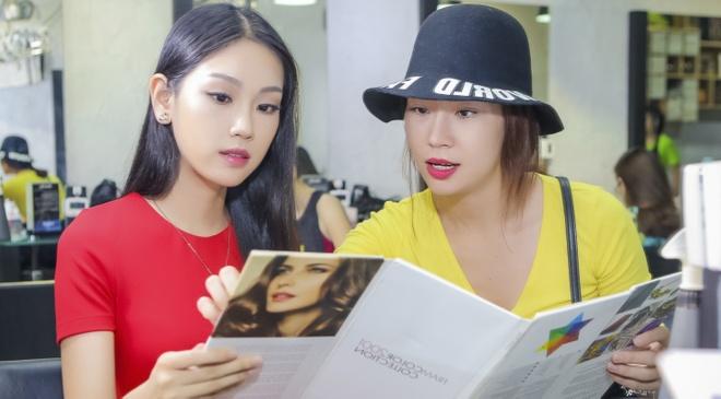 A khoi Ao dai 2016 than thiet ben ban gai Truong Nam Thanh hinh anh