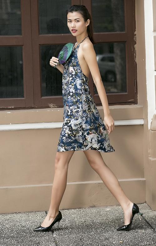 Ha Ho, Lan Khue dien street style dep nhat tuan qua hinh anh 7