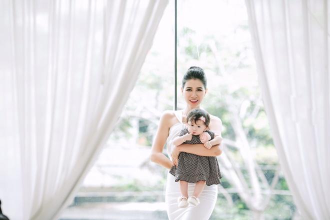 Trang Tran khoe con gai 7 thang tuoi hinh anh 6
