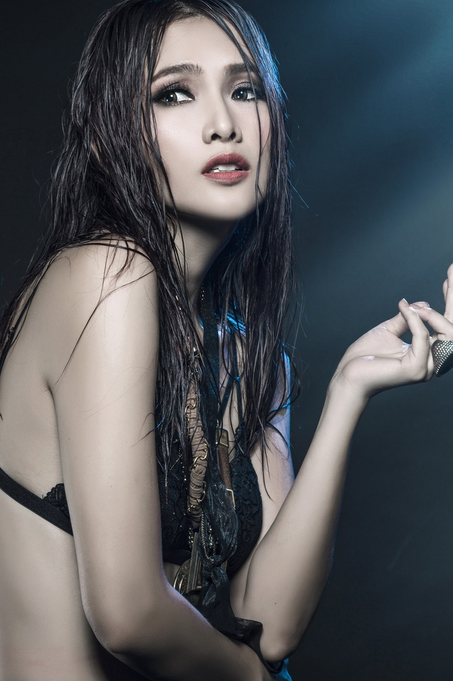 Anh Thu tro lai voi hinh tuong goi cam hinh anh 6