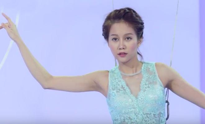 Pham Huong noi doa voi thi sinh An Nguy hinh anh